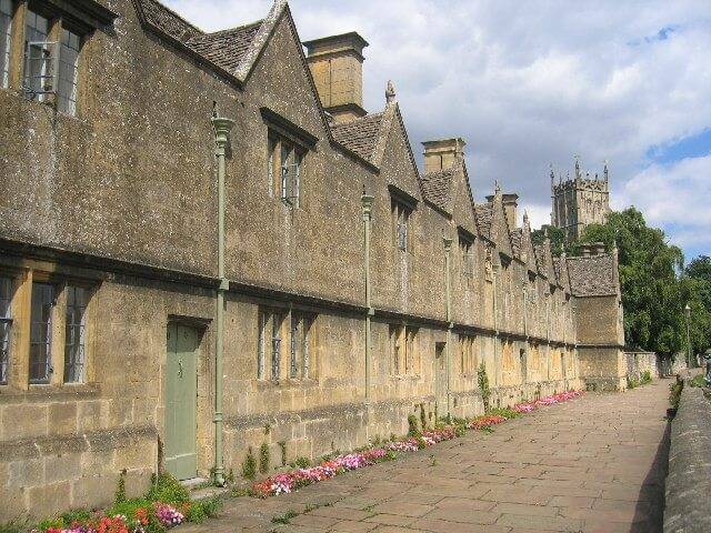 Chipping Campden Alms Houses