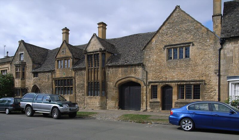 An image of Grevel House in Chipping Campden