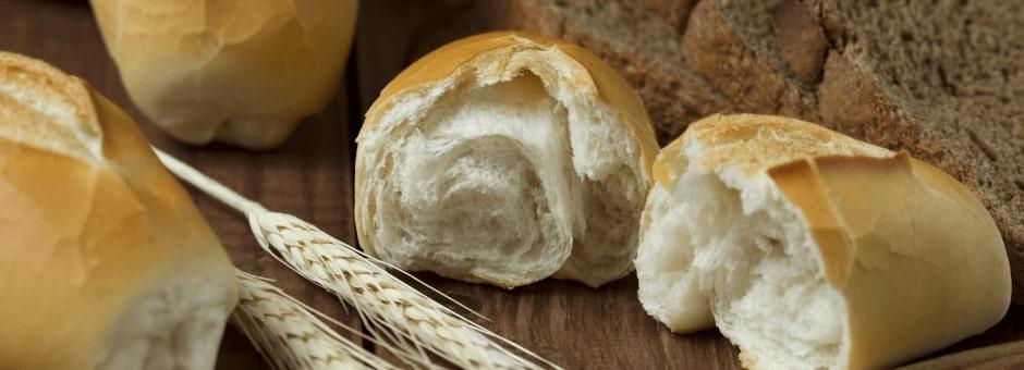 Freshly baked bread from Hobbs House Bakery