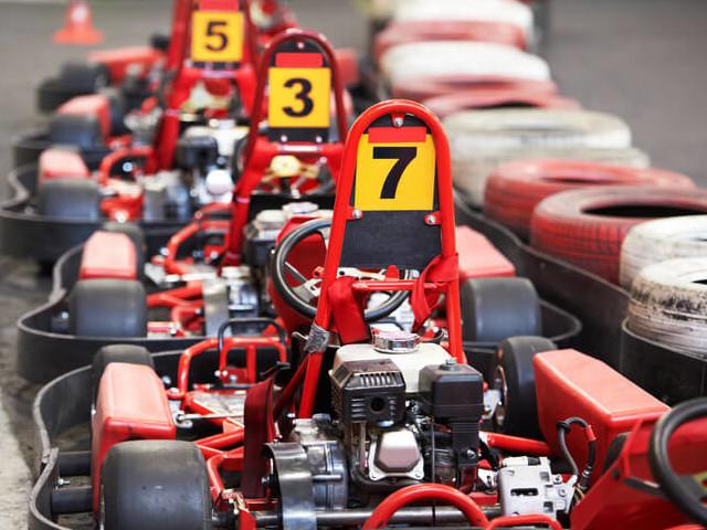 JDR Indoor Karting in Gloucester