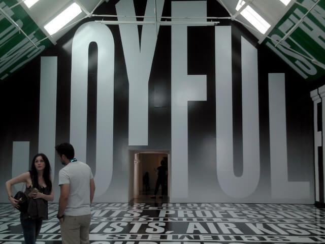 """Joyful"" exhibition at Modern Art Oxford"