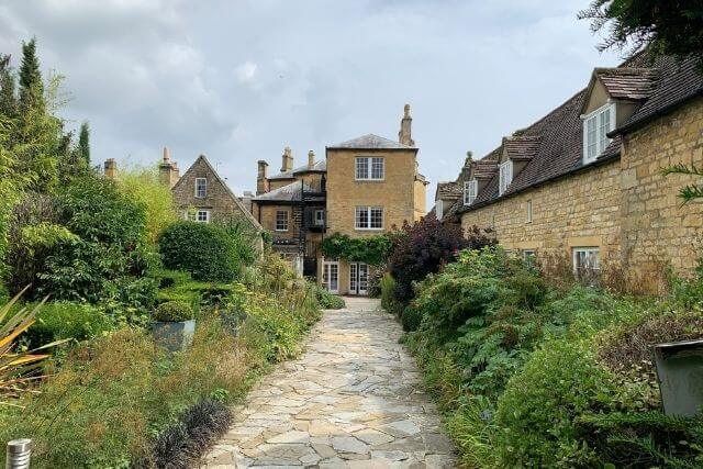 Chipping Campden, the start of The Cotswold Way