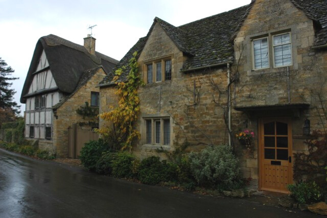 Stanton village in the Cotswolds