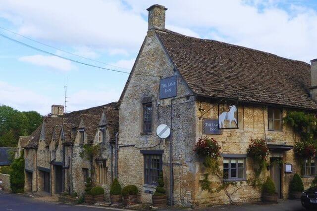 The Lamb Inn, Burford