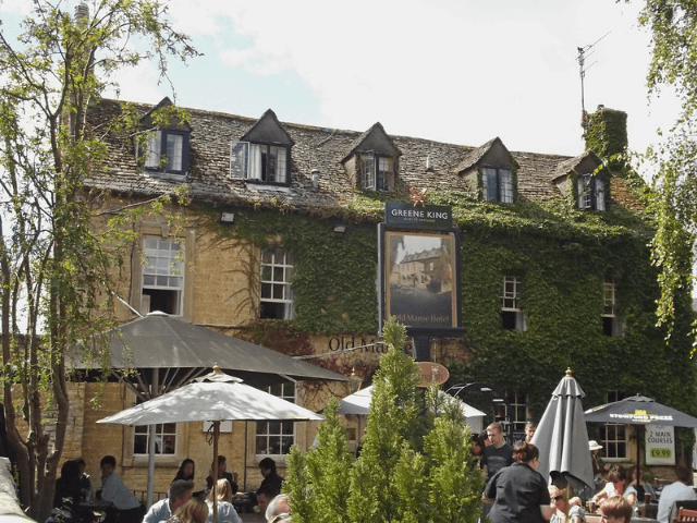 Old Manse Hotel, Bourton-on-the-Water