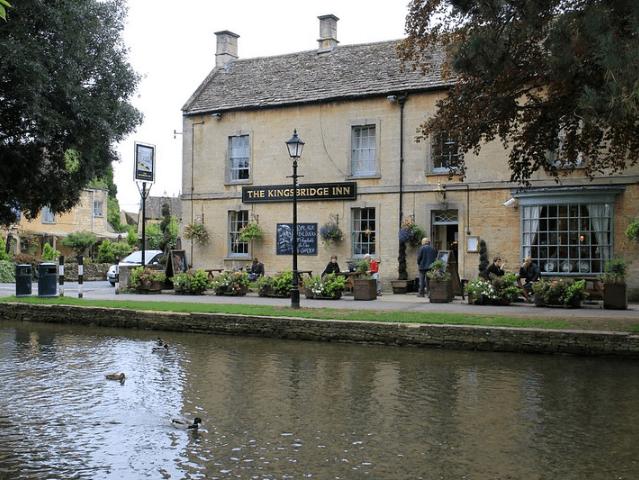 The Kingsbridge Inn, Bourton-on-the-Water