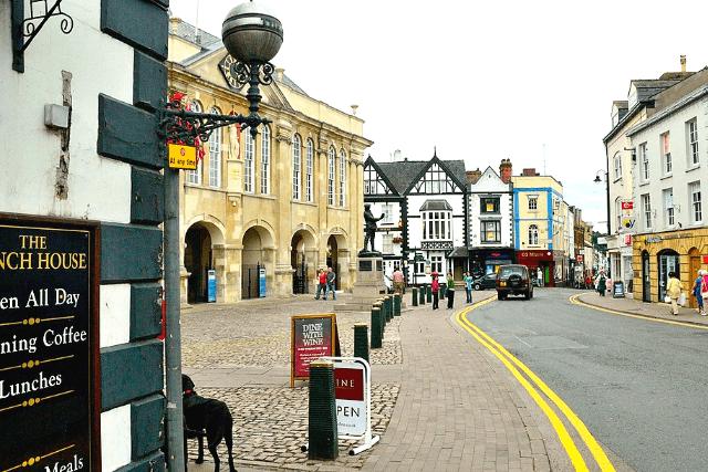 Monmouth High Street