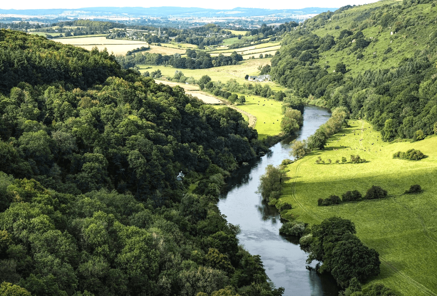 Walking the Wye Valley