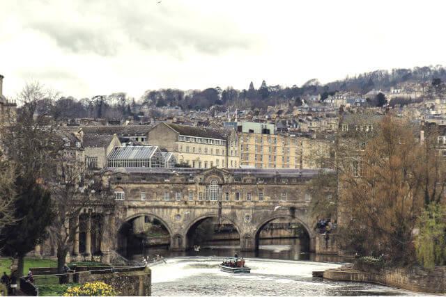 Bath City River