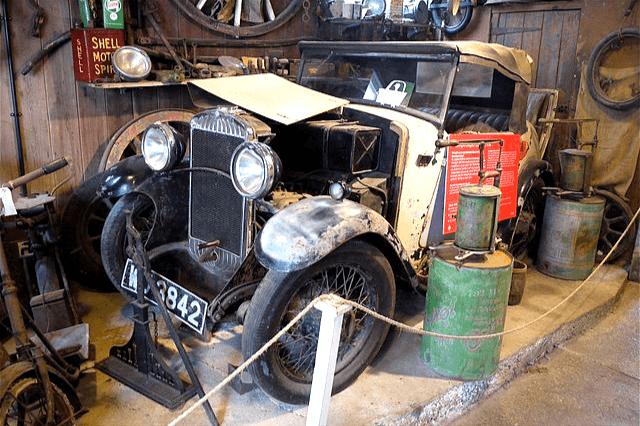 Motoring Museum Bourton