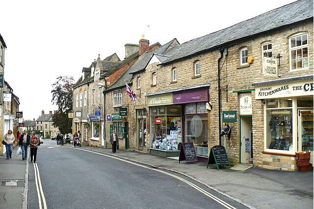 Stow on the Wold Shops