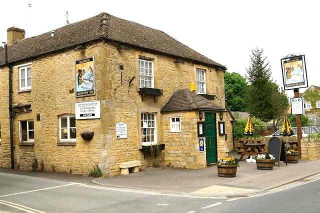 The Mousetrap Inn