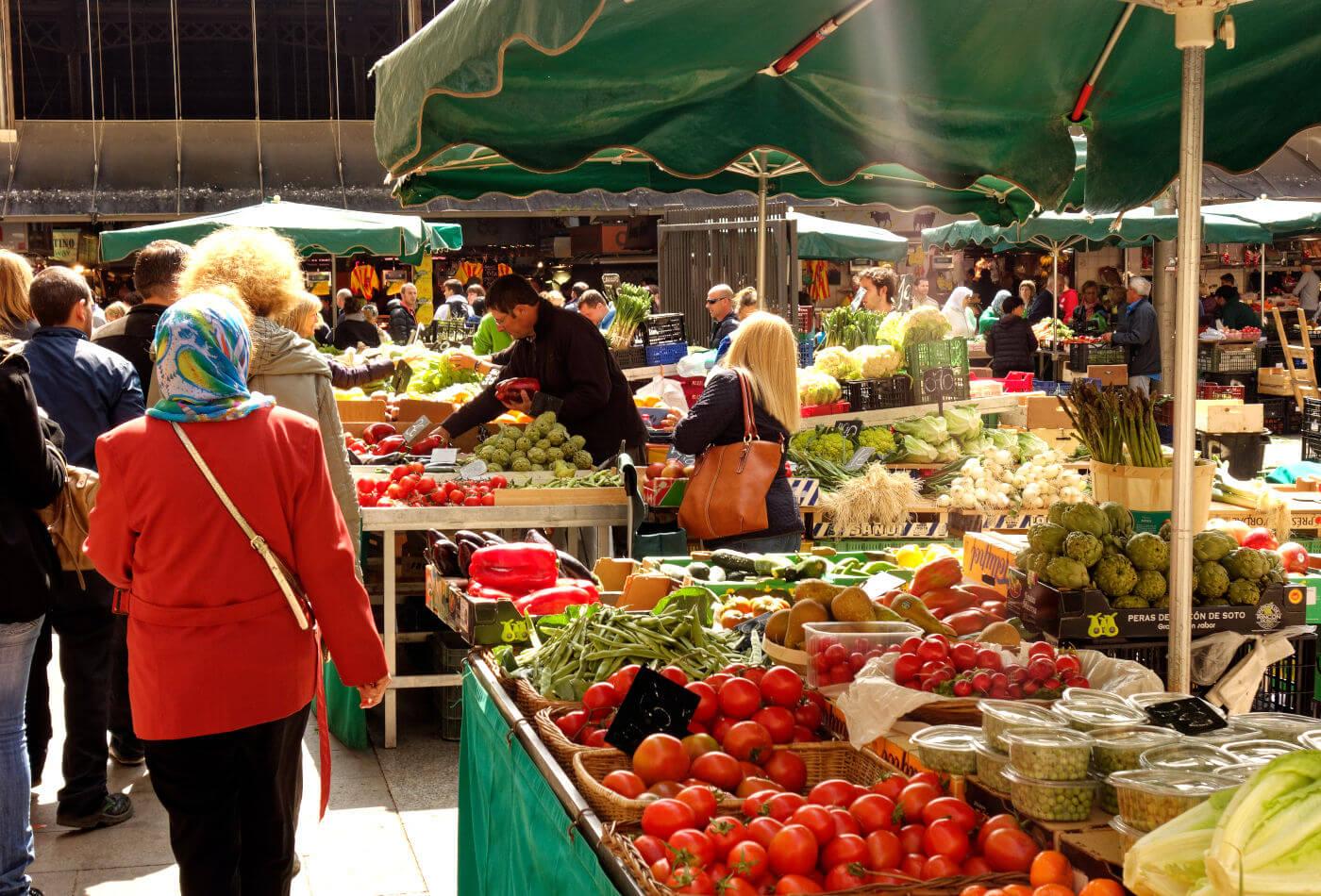 Markets in Warwick